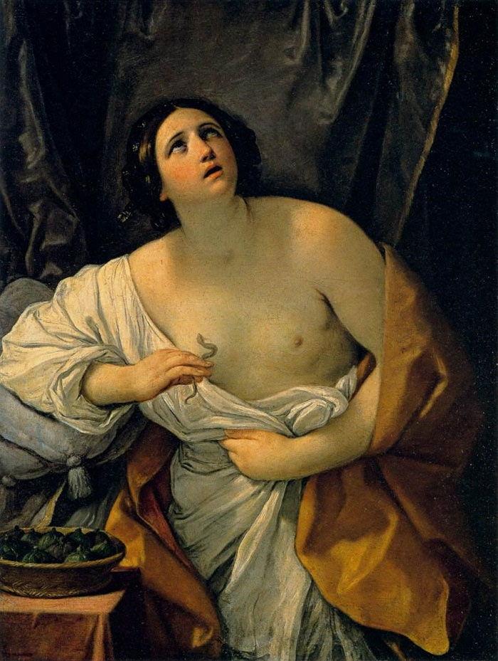 Guido-Reni Cleopatra