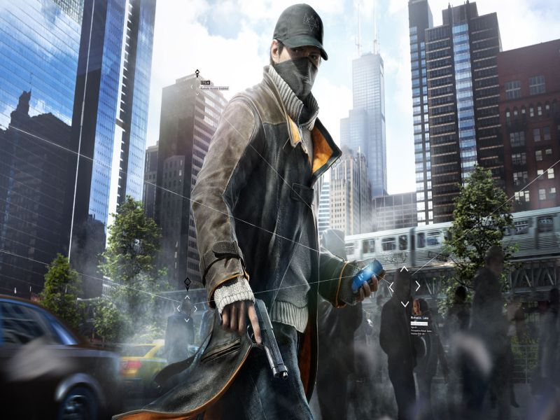 Watch Dogs 1 PC Game Free Download