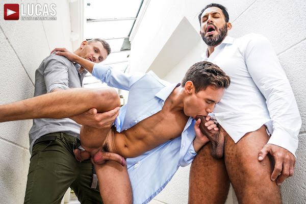 #LucasEntertainment - VIKTOR ROM AND ANDREY VIC TEAR UP OLIVER HUNT