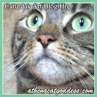 http://www.athenacatgoddess.com/2017/04/caturdayart-sense-of-smell-day.html