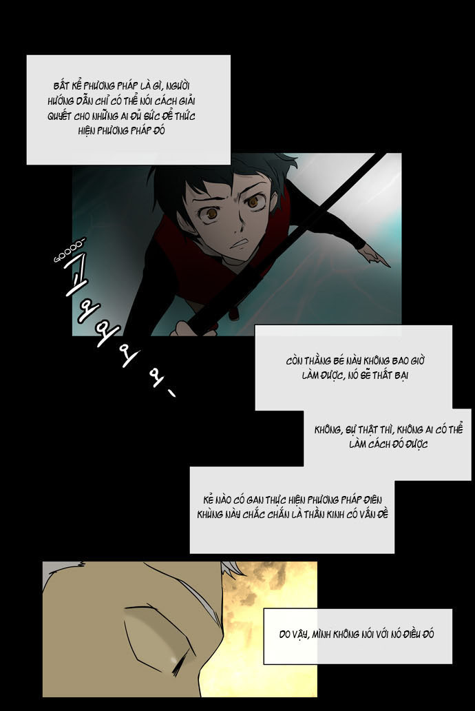 Tower of God chapter 3 trang 19