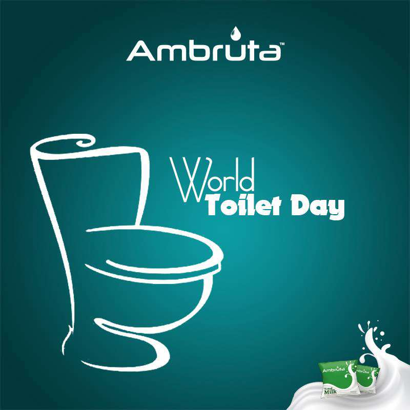 World Toilet Day Wishes Awesome Picture