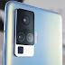 Vivo kata X50 ada teknologi gimbal pada kameranya