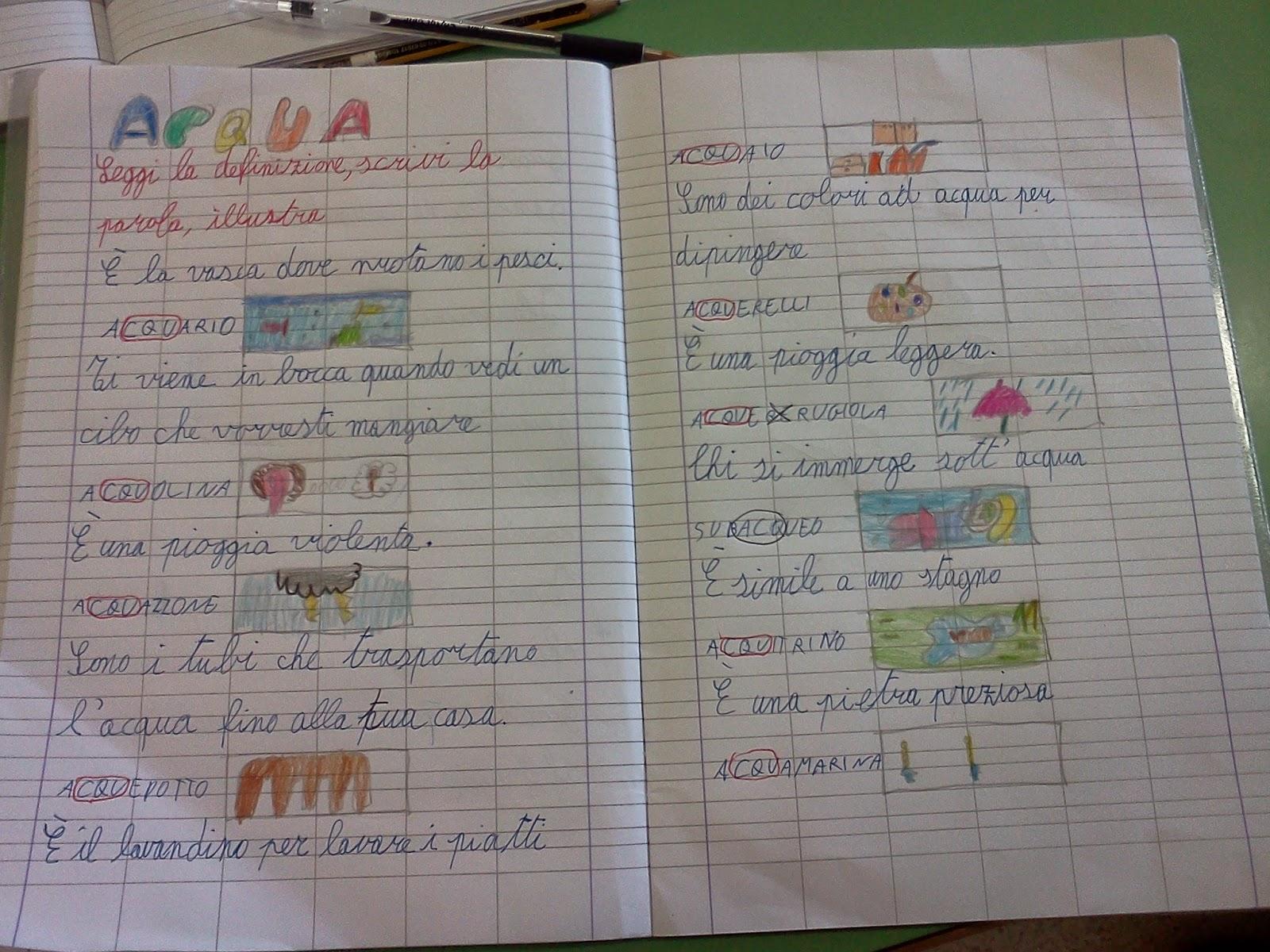 Preferenza diario di classe: ITALIANO GK96