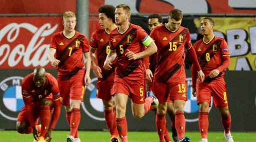 مباراة منتخب بلجيكا ومنتخب كرواتيا في اللقائات الوديه