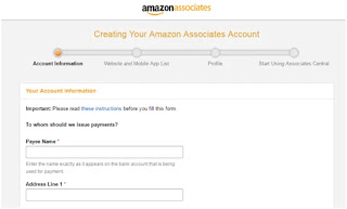 How to Earn with AMAZON ?