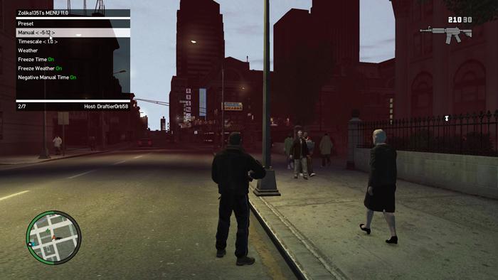 GTA IV New Cheat Menu Trainer Download | GTA 4 Mods