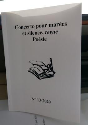 Concerto pour marées et silence, revue 13
