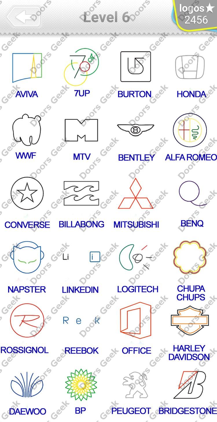 logo quiz minimalist