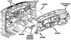 DODGE DAKOTA and DURANGO 2000 & LATER INSTALLATION