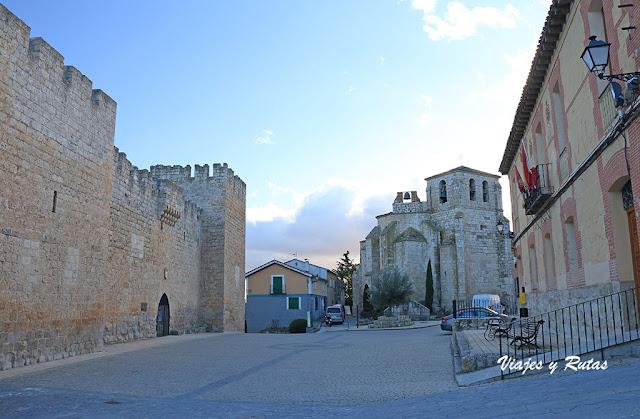 Ayuntamiento y palacio de los Zúñiga de Curiel de Duero