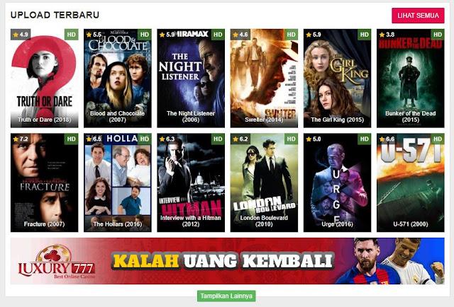 14 Situs Streaming Film Gratis Terbaru Dan Terupdate Pengganti INDOXXI 11