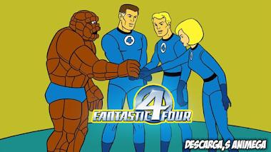 Los 4 Fantasticos (1967) 20/20 Audio: Latino Servidor: Mediafire/Mega