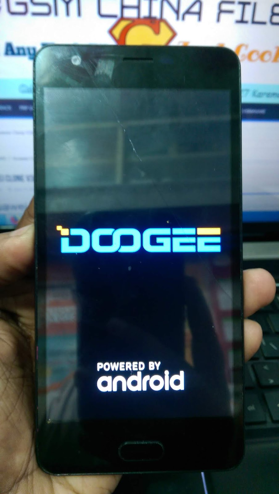 Doogee X20 Firmware Flash File MT6580 (Stock ROM)
