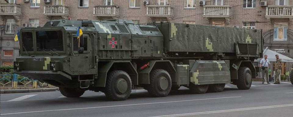 Міноборони цього року придбає дивізіон ОТРК Сапсан