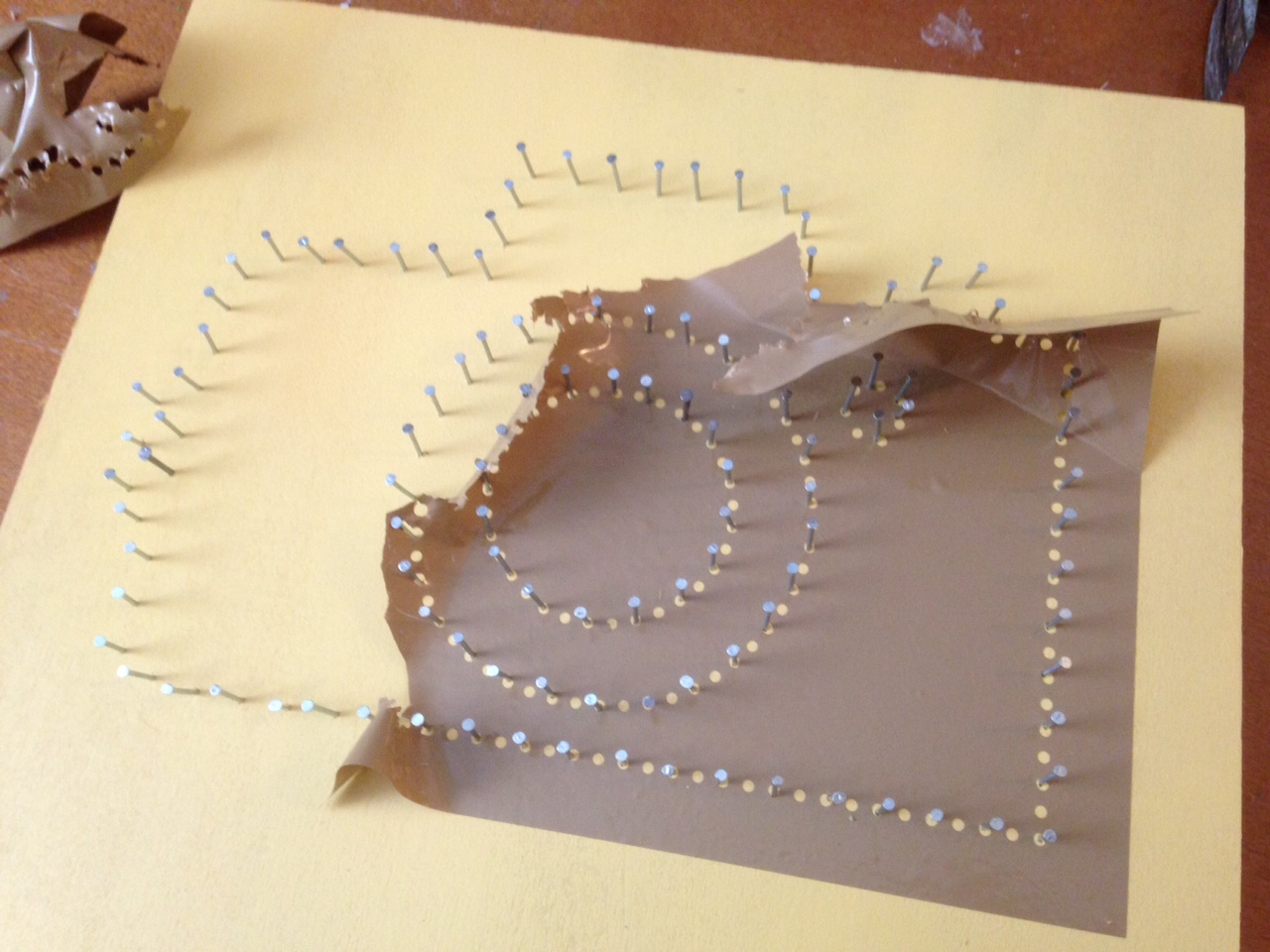 How To Make String Art Patterns With Silhouette Silhouette School