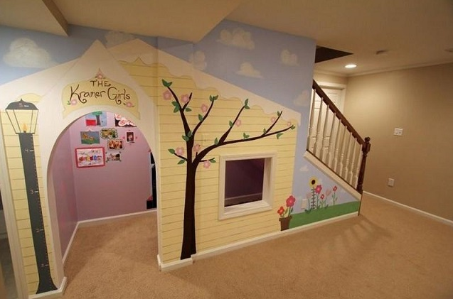 PLAYHOUSE DIY IDEAS AND TUTORIAL