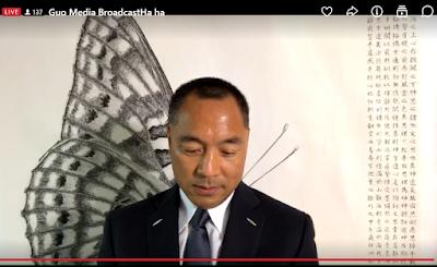 文字版:20180917 郭文贵谈王健事件重大进展-法国立案重新调查!