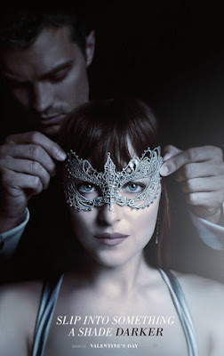 Fifty Shades Darker Movie Poster 1