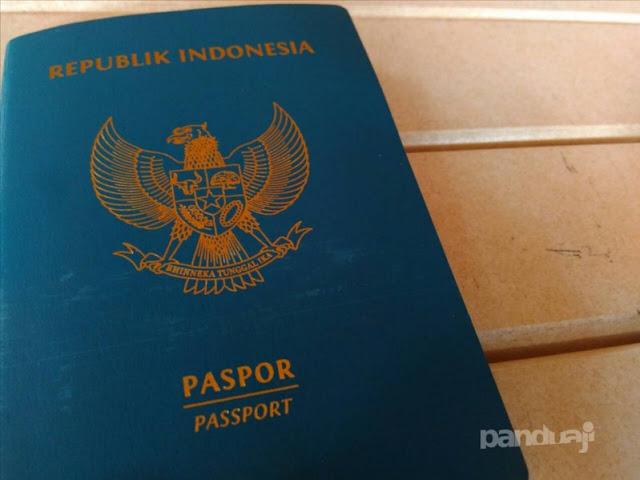 Pembuatan Paspor Online