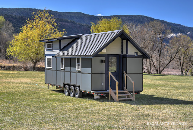 Solaire tiny house - Escalante Village