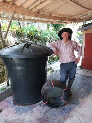 Programa de apoyo a campesinos de los cinco corregimientos de Medellín