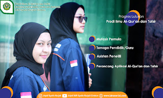 Profil Jurusan Ilmu Al-Qur'an dan tafsir IAIN Syekh Nurjati Cirebon