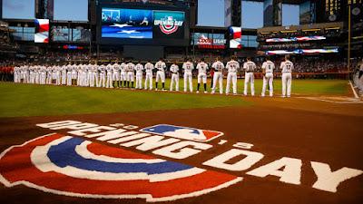 Opening Day MLB beisbol