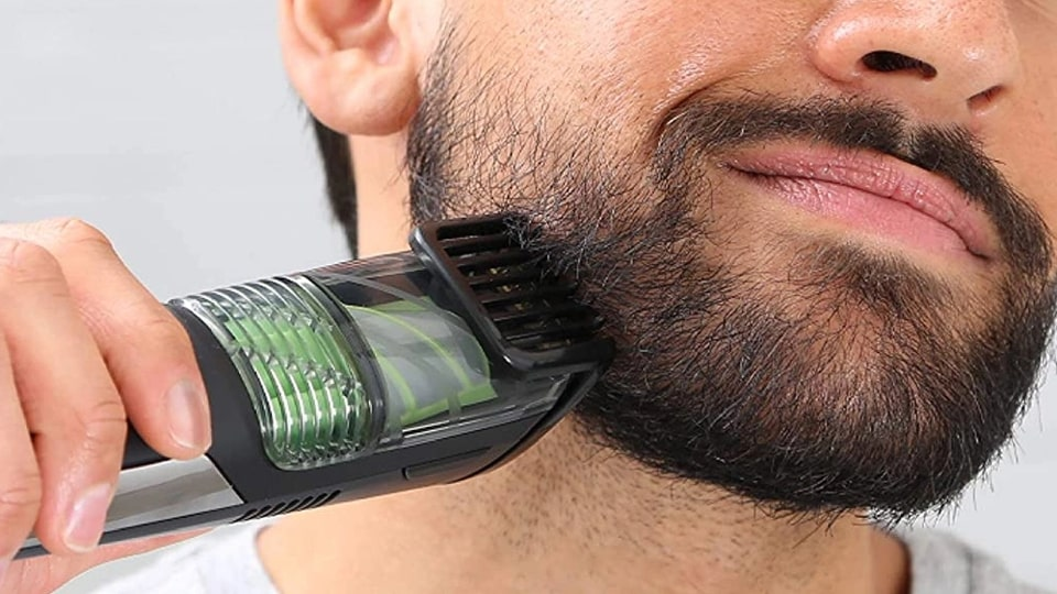Beard Trimmer for Men.