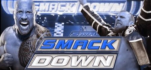WWE Thursday Night Smackdown 1st Oct 2015
