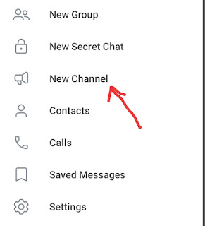 Telegram Channel Kaise Banaye