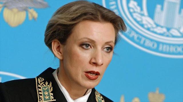 Rusia amenaza con expulsar a espías de EEUU que operan en Moscú