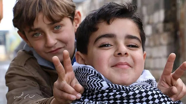 Palestine kids 27