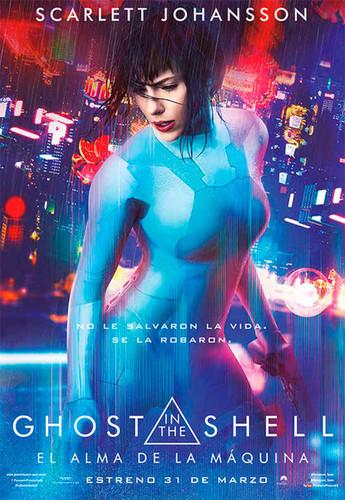 La Vigilante del Futuro (2017) [1080p – Latino] [Ciencia ficción]