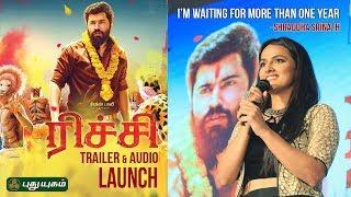 I'm Waiting for more than one year – Shraddha Srinath   Richie   Nivin pauly   Natarajan Subramaniam