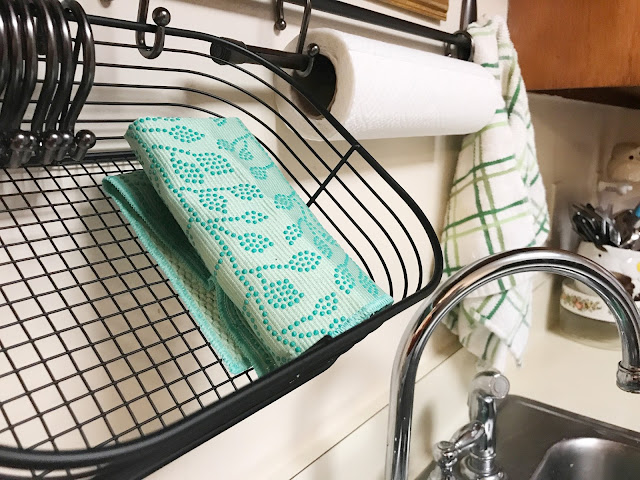 Kitchen, cbias, Collective Bias, DIY, Kroger Co., Scotch-Brite, #teamdishcloth, #cleanmyway