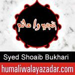 https://humaliwalaazadar.blogspot.com/2019/09/syed-shoaib-bukhari-noha-2020.html