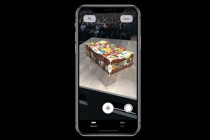 Cara Mengukur Menggunakan Aplikasi AR pada iPhone