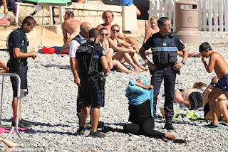 , France Court Overturns The Burkini's Ban On Beaches, Latest Nigeria News, Daily Devotionals & Celebrity Gossips - Chidispalace