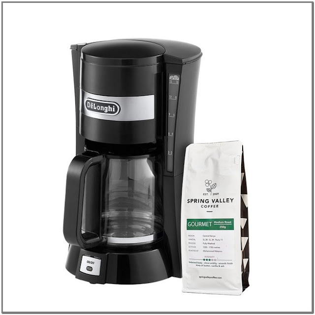 Delonghi ICM15210 Drip Coffee Maker