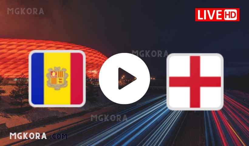 بث مباشر | مشاهدة مباراة إنجلترا ضد أندورا اليوم الأحد في تصفيات كأس العالم 2022