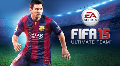 FIFA 15 Ultimate Team Apk + Data for Android