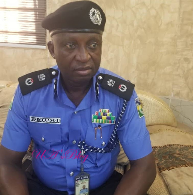 Lockdown: Police arrest hoodlums terrorising Lagos communities