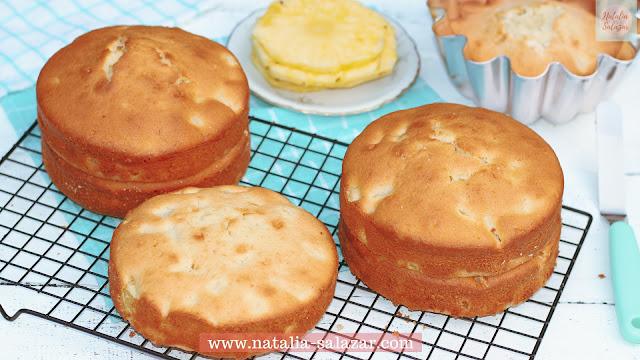 Torta de piña receta