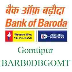 New IFSC Code Dena Bank of Baroda Gomtipur, Ahmedabad