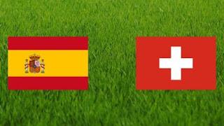 موعد مباراة اسبانيا وسويسرا في بطولة يورو 2020..