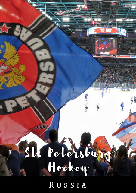 St. Petersburg Hockey. KHL vs NHL comparison. Hockey in Russia