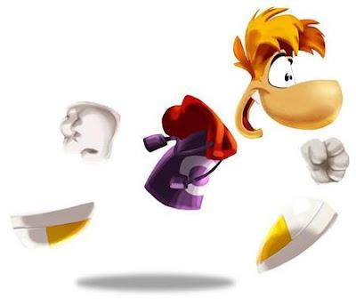 Personaje Rayman Videojuegos Ubisoft