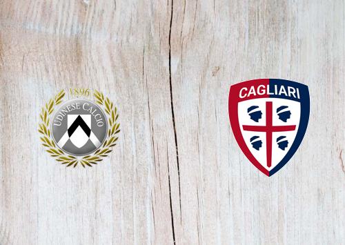 Udinese vs Cagliari -Highlights 21 December 2019