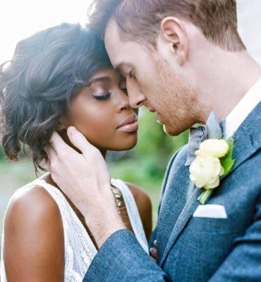 لماذا يجب ان تفكر في الزواج من عرق أخر